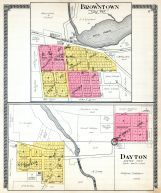 Browntown, Dayton, Green County 1918